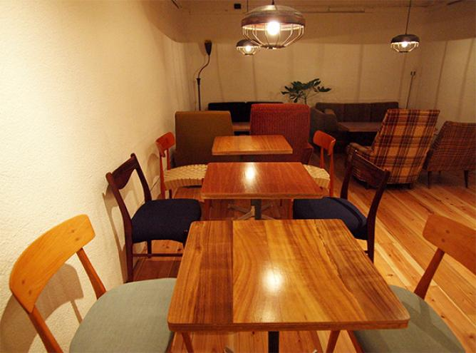 新宿|スコップカフェ (SCOPP CAFE)